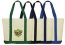 Custom Cotton Boat Tote Bag ( SPECIAL ENDS 12/31 )