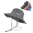 Custom Mesh Breathable Sunscreen Fisherman Hat