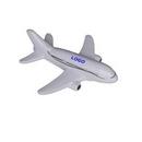 Custom Airplane Shape PU Stress Ball, 5