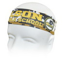 Custom Stretch Fashion Headband w/ Full Color Sublimation, 2