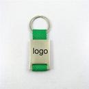 Custom Metal Keychain, 3 1/4