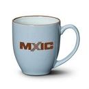 Custom Bistro 3-Tone Mug - 16oz Lapis Blue