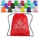Custom Polyester Drawstring Bag (14