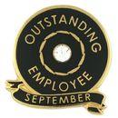 Custom Outstanding Employee - September, 7/8