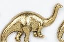 Custom Long Neck Dinosaur Stock Cast Pin