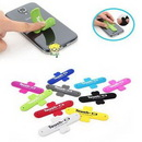 Custom Silicone Slap Phone Holder/Stand, 3.3