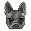 Custom Boston Terrier Dog Pin, 1 1/8