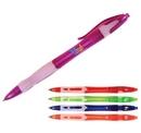Custom Translucent Pacific Grip Pen (Full Color Digital)
