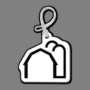 Custom Barn (2 Silos) Bag Tag