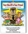 Custom Your Sheriff is Your Friend Coloring Book, 8