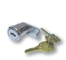 Custom Cleat Box Cylinder Lock w/ Keys