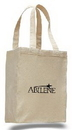 Custom Canvas Gusset Tote, 10.5