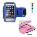 Custom Waterproof Neoprene Sport Cell Phone Armband Case Holder, 9 7/8