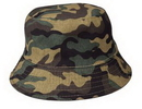 Custom Camo Bucket Hat, 7 3/10