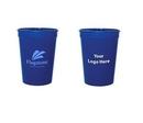 Custom Smooth Stadium & Advertisement Plastic Cups (8 Oz)