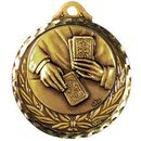 Custom Stock Medallions (Cards) 2 3/4