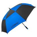 Custom The Vented Checkerboard Golf Umbrella, 62