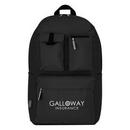 Custom Drift Nylon Backpack, 11