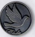 Custom Stock Ball Markers (Birdie)