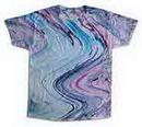 Custom Marble Tye Dye Shirts