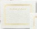 Foil Embossed Blank Certificate Border (Award), 8 1/2