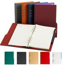 Custom A5 Loose-Leaf Notebook, 3 1/6
