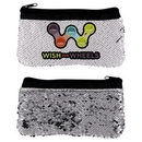 Custom Vibrant Sequin Pouch, 8
