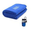 Custom 300GSM Microfiber Sports Towel