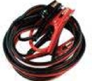 Blank 6 Gauge Booster Cables w/ Instructions (16')