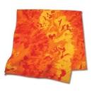 Custom Yellow/ Orange Tie Dye Bandanna 22