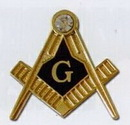 Custom Cloisonne Lapel Pins/ Emblems/ Zipper Pulls (1 1/2