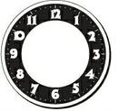 Custom CLOCK2 - Indoor NoteKeeper™ Magnet