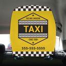 Custom Car Headrest Covers, 9.84