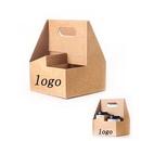 Custom Paper Coffee Carrier, 9