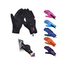 Custom Waterproof Touch Screen Gloves, 10