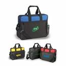 Custom Promotional Portfolio, Briefcase, Messenger Bag, 16
