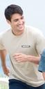 Custom Gildan Activewear Heavy Weight Cotton (Light Heathers Tee)