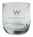 Custom 10 Oz., Nordic Low Ball Glass