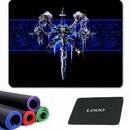 Custom Full Color Rubber Mouse pad, 11 3/4