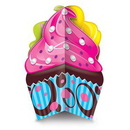 Custom 3-D Cupcake Centerpiece, 8