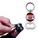 Custom Stock Shape Key Tag w/Internal Bottle Opener