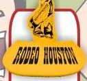 Custom Foam Cowboy Boots Pop Up Visor