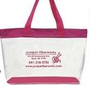 Custom Clear Beach Tote Bag