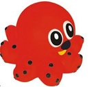 Custom Rubber Octopus Bank