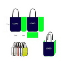 Custom Small Laminated Non-woven Shopping Bag, 9