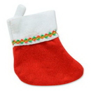 Custom Mini Christmas Stocking, 6