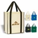 Custom SUPER VALUE SHOPPER, Grocery Tote Bag, Shopping Tote, Resusable Grocery Bag, 13