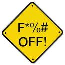 Custom F* percent# Off Pin, 1