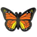 Custom Butterfly Lapel Pin, 1