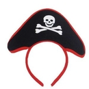 Custom Pirates Headband, 9.06